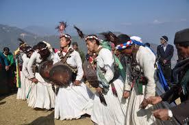 shaman tamang