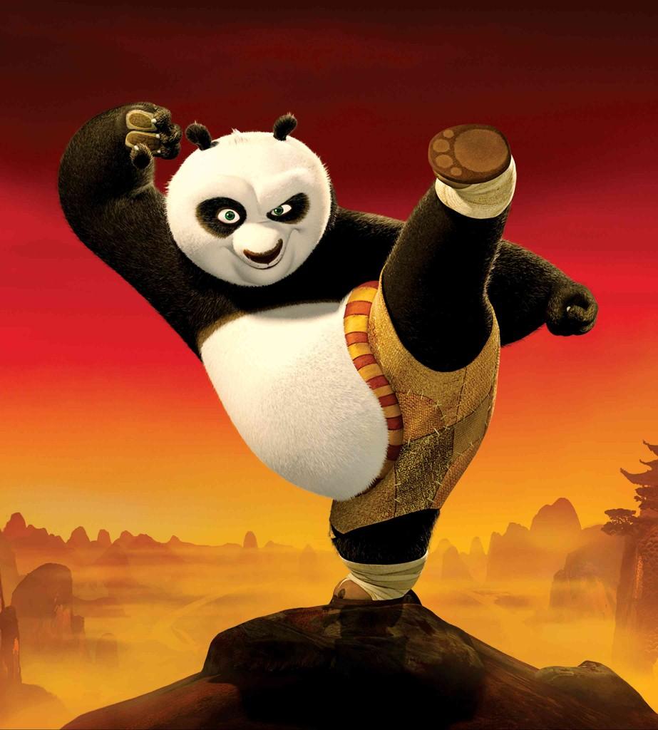 Imparare dai cartoni animati kung fu panda gli stivali