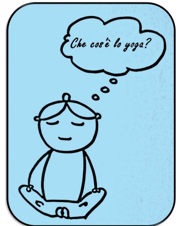 lo yoga raccontato ai bambini