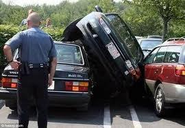parcheggiare l'auto